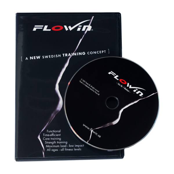 Flowin Friction accessory exercise DVD 1