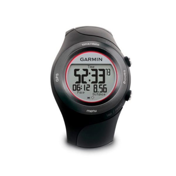 GPS sports watch Garmin HR Forerunner 405 Buy & test
