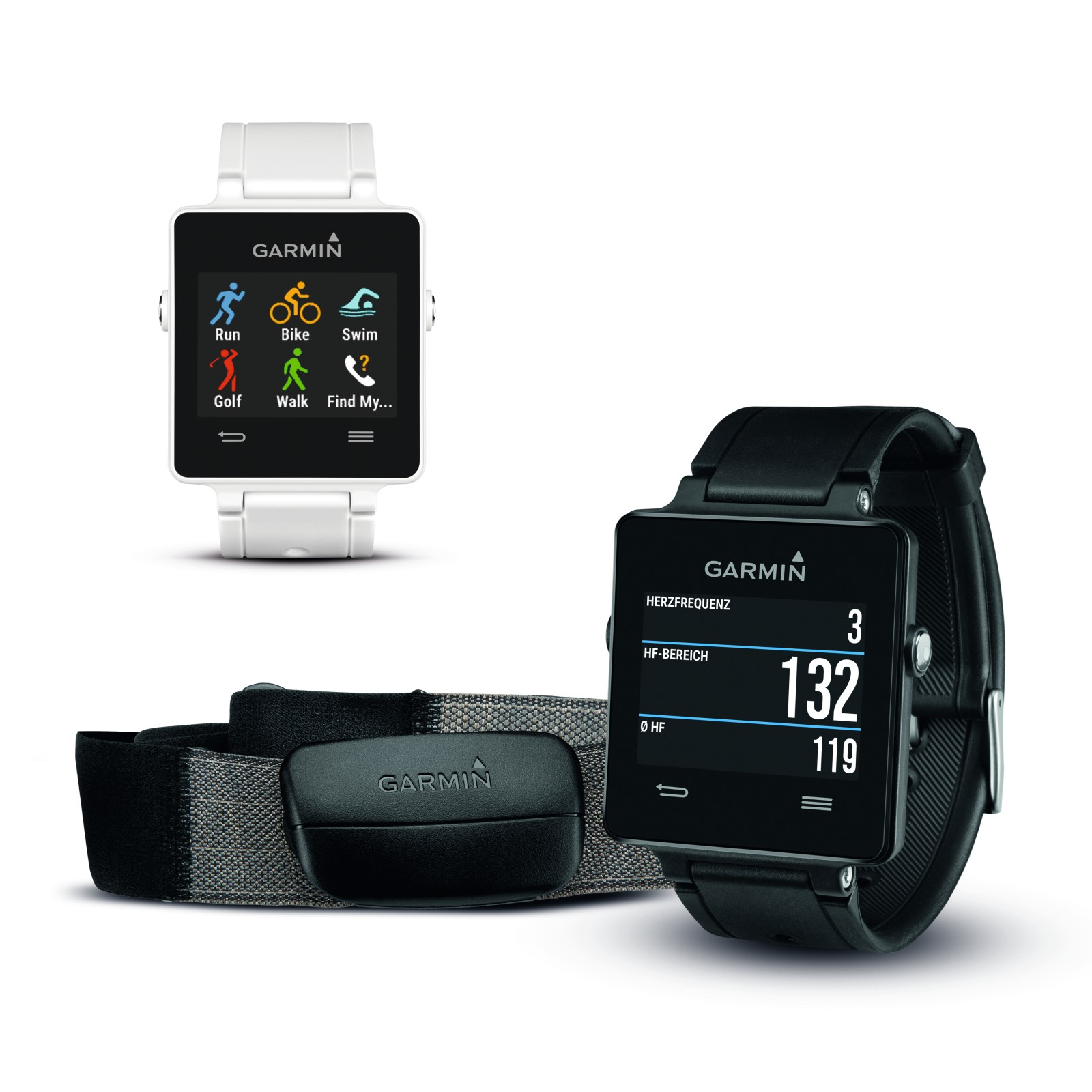 garmin vivoactive gps smartwatch buy test sport tiedje. Black Bedroom Furniture Sets. Home Design Ideas