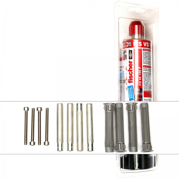 Fischer fixation kit for Gymbox