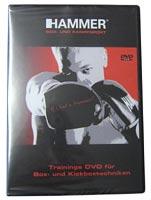 Finnlo Trainings-DVD für Box- und Kickboxtechniken