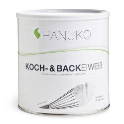 HANUKO Koch- und Backeiweiß