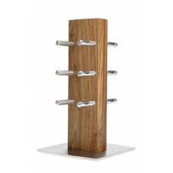 Hock LOFT dumbbell stand for 3 pairs of weights