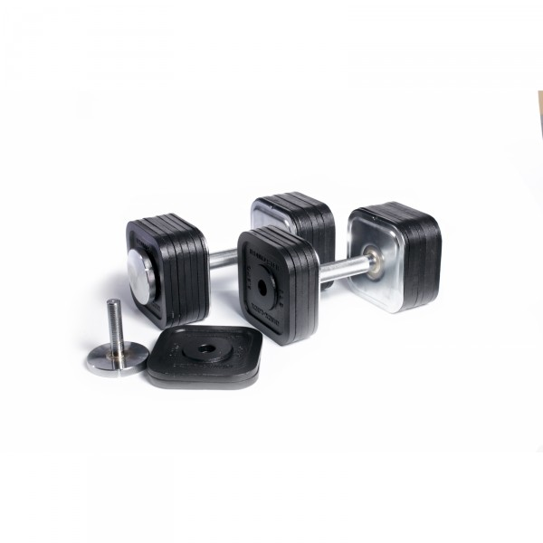 Ironmaster Quick Lock dumbbell set (in pairs)