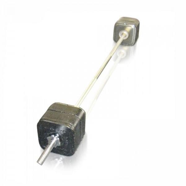 Ironmaster Quick Lock barbell bar 167 cm