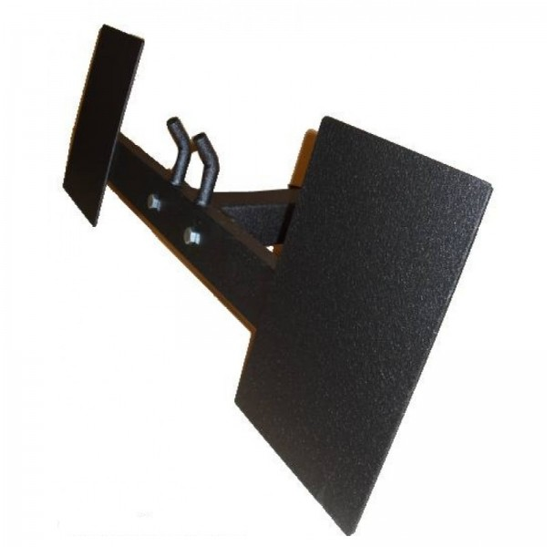Ironmaster foot rest for cable control tower