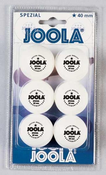 Joola Pallina da Ping Pong Spezial, Pacco da 6