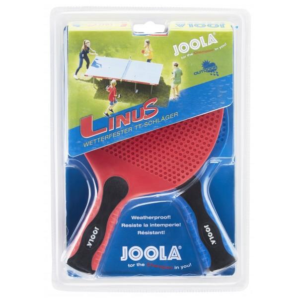 joola tischtennisschl ger set linus kaufen test sport. Black Bedroom Furniture Sets. Home Design Ideas