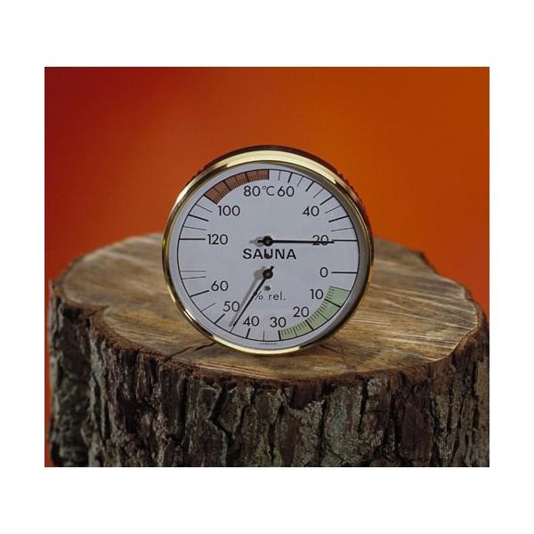 EOS/Dr. Kern Sauna Klimamesser 100mm