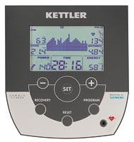 Kettler Crosstrainer Ergometer CTR3 2013 Detailbild