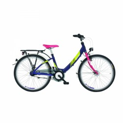 puky 3 gang kinderfahrrad zmx 18 3 alu blau lila kaufen. Black Bedroom Furniture Sets. Home Design Ideas