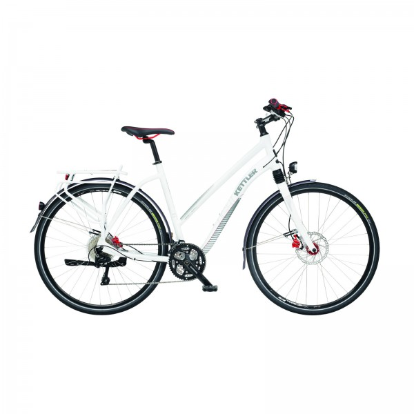Kettler Fahrrad Trekking Traveller 12.4 Light (Trapez, 28 Zoll)