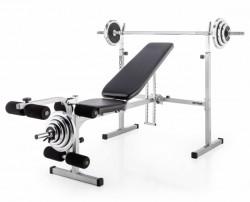 Kettler weight bench Axos