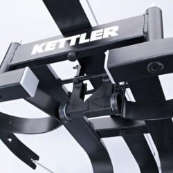 Kettler Fitnesscenter Delta XL inkl. Curlpult, Kurzhantel- und Langhantelset Detailbild