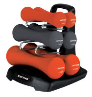 Kettler Dumbbell Set with Stand