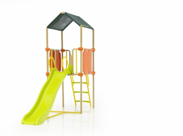 Kettler playing tower with slide