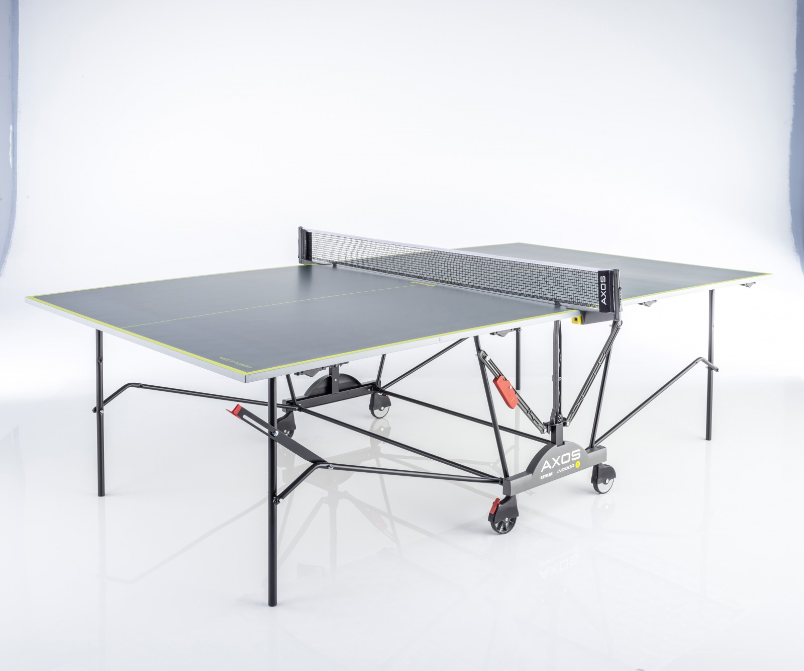 Kettler table tennis table axos indoor 2 buy test for Table kettler