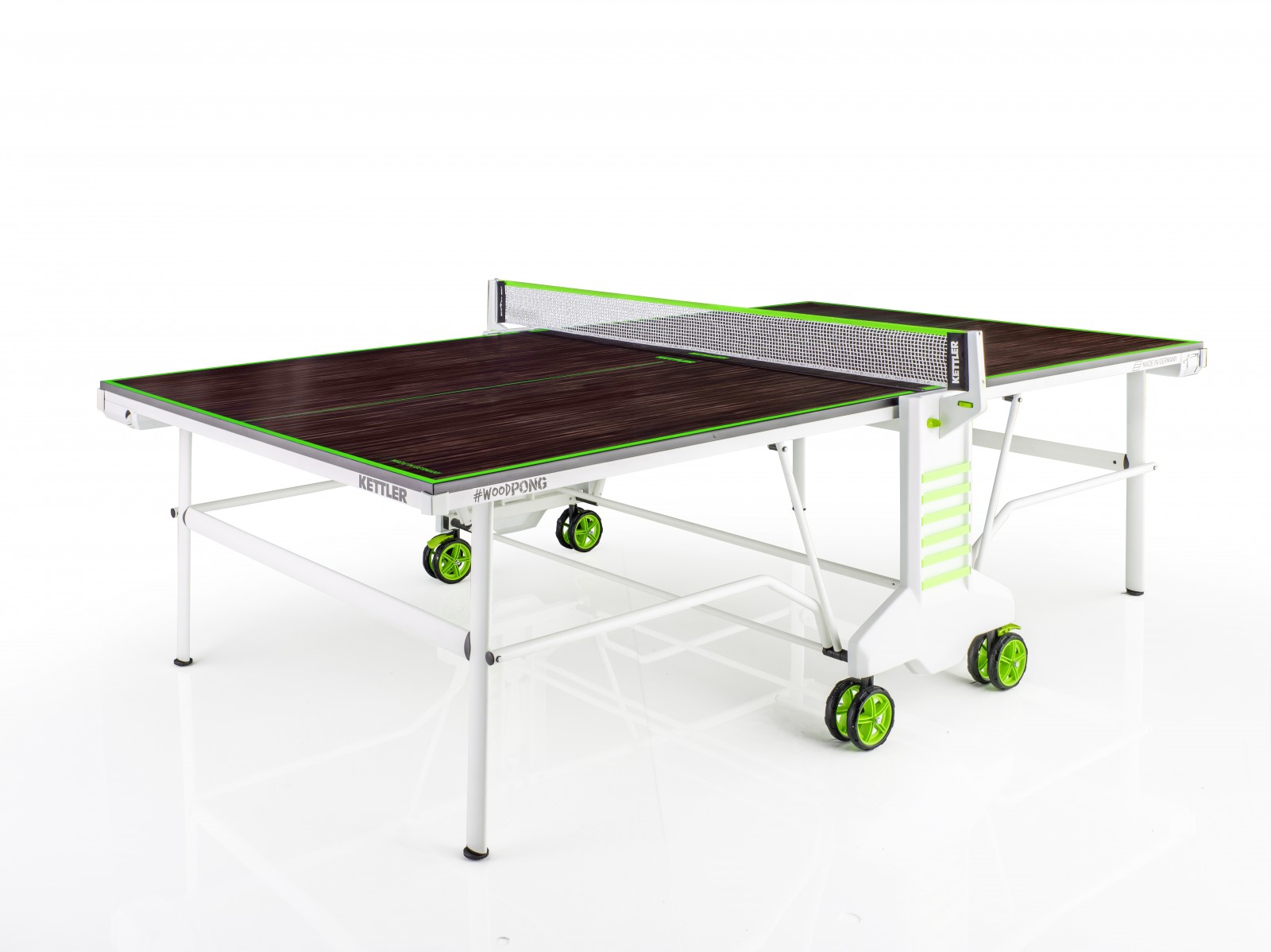 Kettler table tennis table wood 39 n pong buy test sport for Table kettler