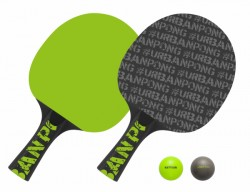 Table tennis racket set UrbanPong  acheter maintenant en ligne