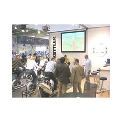 Kettler training software Tour Concept 1.0  Upgrade Detailbild