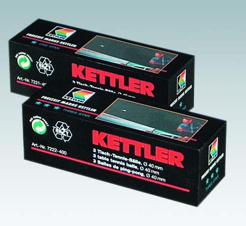 Kettler TT-Bälle One Star
