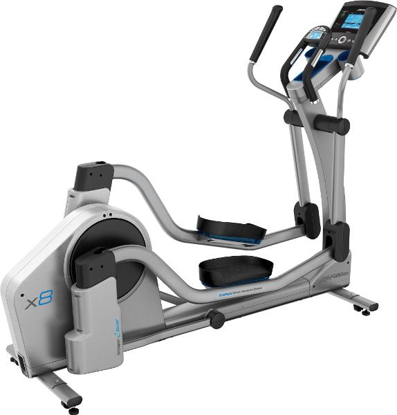 life fitness crosstrainer x8 go g nstig kaufen europas. Black Bedroom Furniture Sets. Home Design Ideas