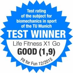 Life Fitness bicicleta elíptica X1 Go compras con 253