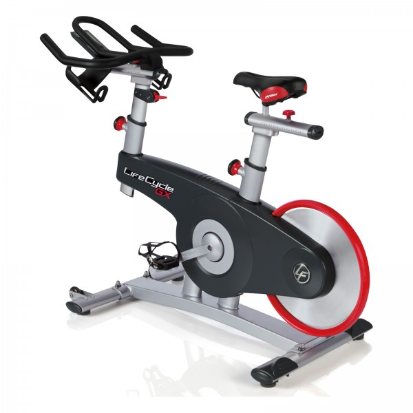 Life Fitness Lifecycle GX Indoor Cycle