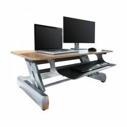 Life Fitness InMovement höhenverstellbarer Schreibtisch DT2 acquistare adesso online