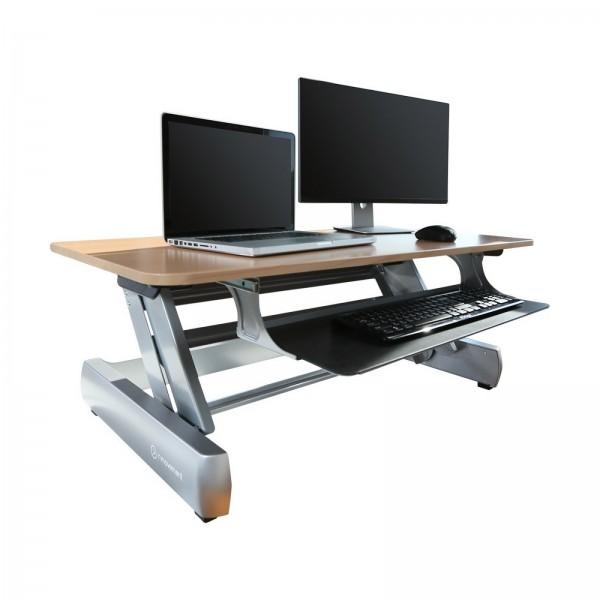 Life Fitness InMovement höhenverstellbarer Schreibtisch DT2