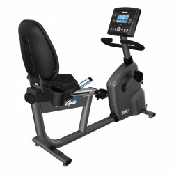 Life Fitness recumbent bike RS3 Go