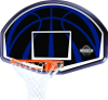 Lifetime Basketball Impact® Backboard Dallas acquistare adesso online