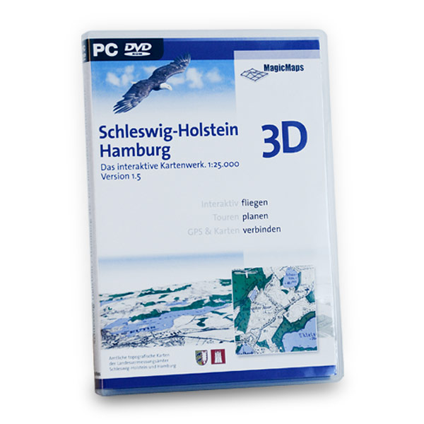 DVD MagicMaps «Cartes interactives» version 1.5