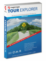 DVD MagicMaps « Tour Explorer »