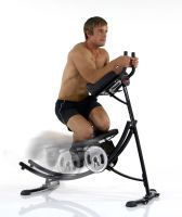 Appareil pour abdominaux Men's Health PowerTools AB-TRAX Pro Detailbild
