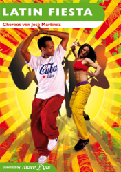 Move Ya DVD Latin Fiesta