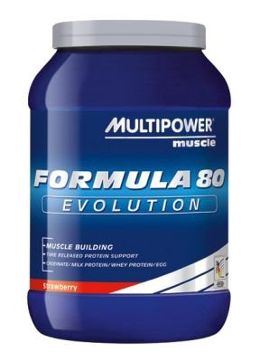 Multipower Muscle Volume Formula