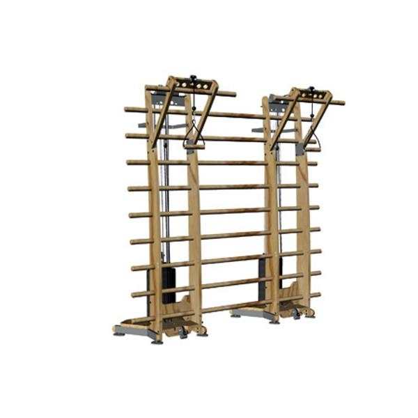 NOHrD appareil de musculation Weight Workx