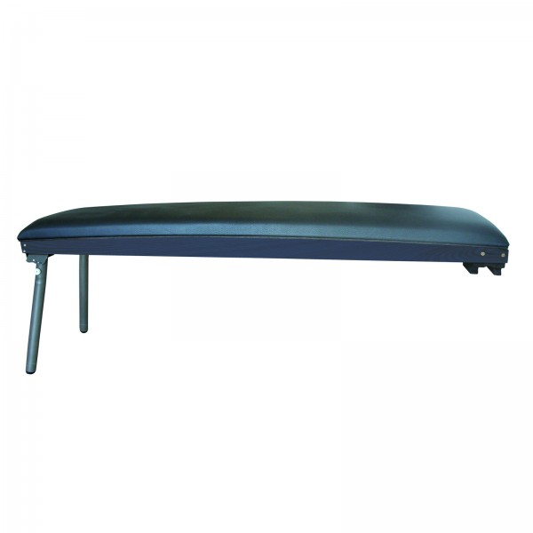 NOHrD training bench (synthetic leather) with foot