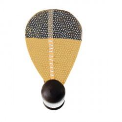 NOHrD haltère court Swing (frêne) Detailbild