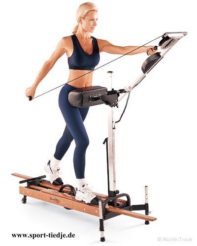 эллиптический тренажер как быстро похудеть