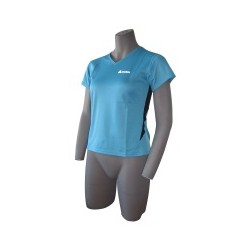 Odlo Active Run Short-Sleeved V-Neck Shirt Detailbild