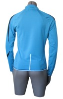 Odlo ActiveRun Long-Sleeved 1/2 Zip Shirt  Detailbild