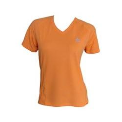 Odlo T-Shirt v-décolleté LIV femmes Detailbild