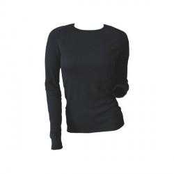Odlo Warm Shirt a manica lunga da donna. Detailbild