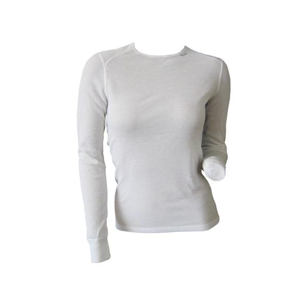 Odlo Warm Shirt a manica lunga da donna.