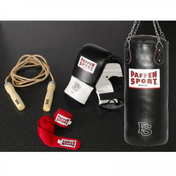 Paffen Sport Gloves Review: Paffen Sport Senior Boxing Set L Buy & Test