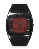 Polar FT60 with G1 GPS-Sensor