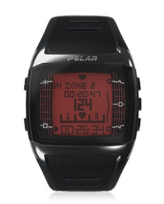 Polar FT60 mit G1 GPS-Sensor