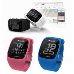 Polar GPS sport watch M400 (HR) acheter maintenant en ligne
